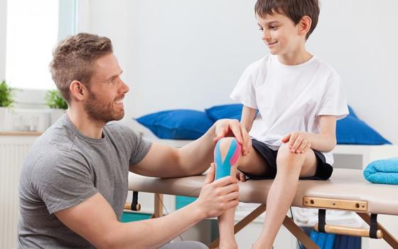 Kinésithérapie pédiatrique
